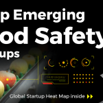 VPCIR among '5 Top Emerging Food Safety Startups' by Startus Insights (Austria)